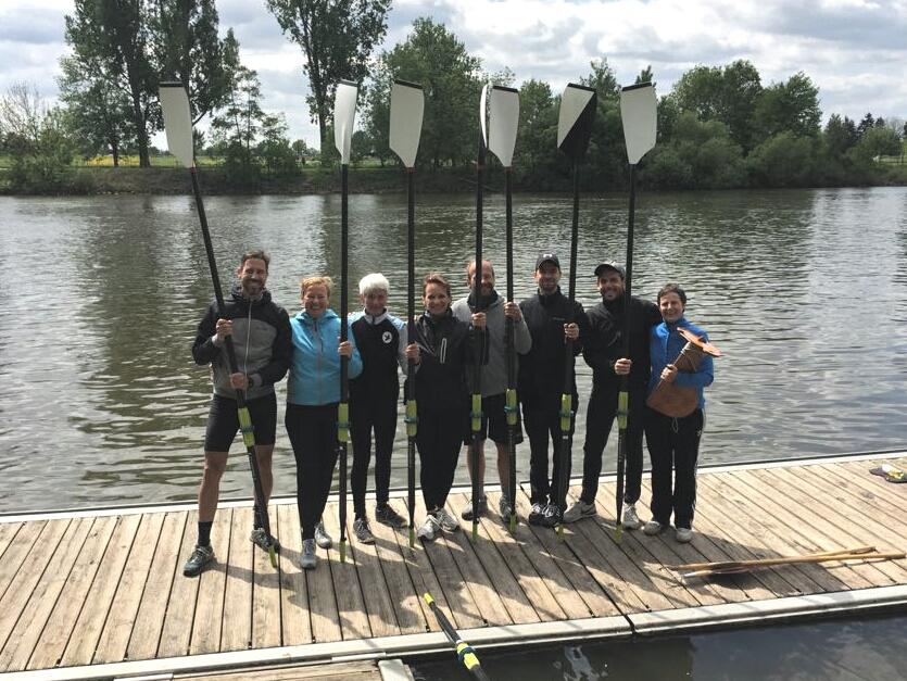 Team Freiweg  LSR Frankfurt 2018